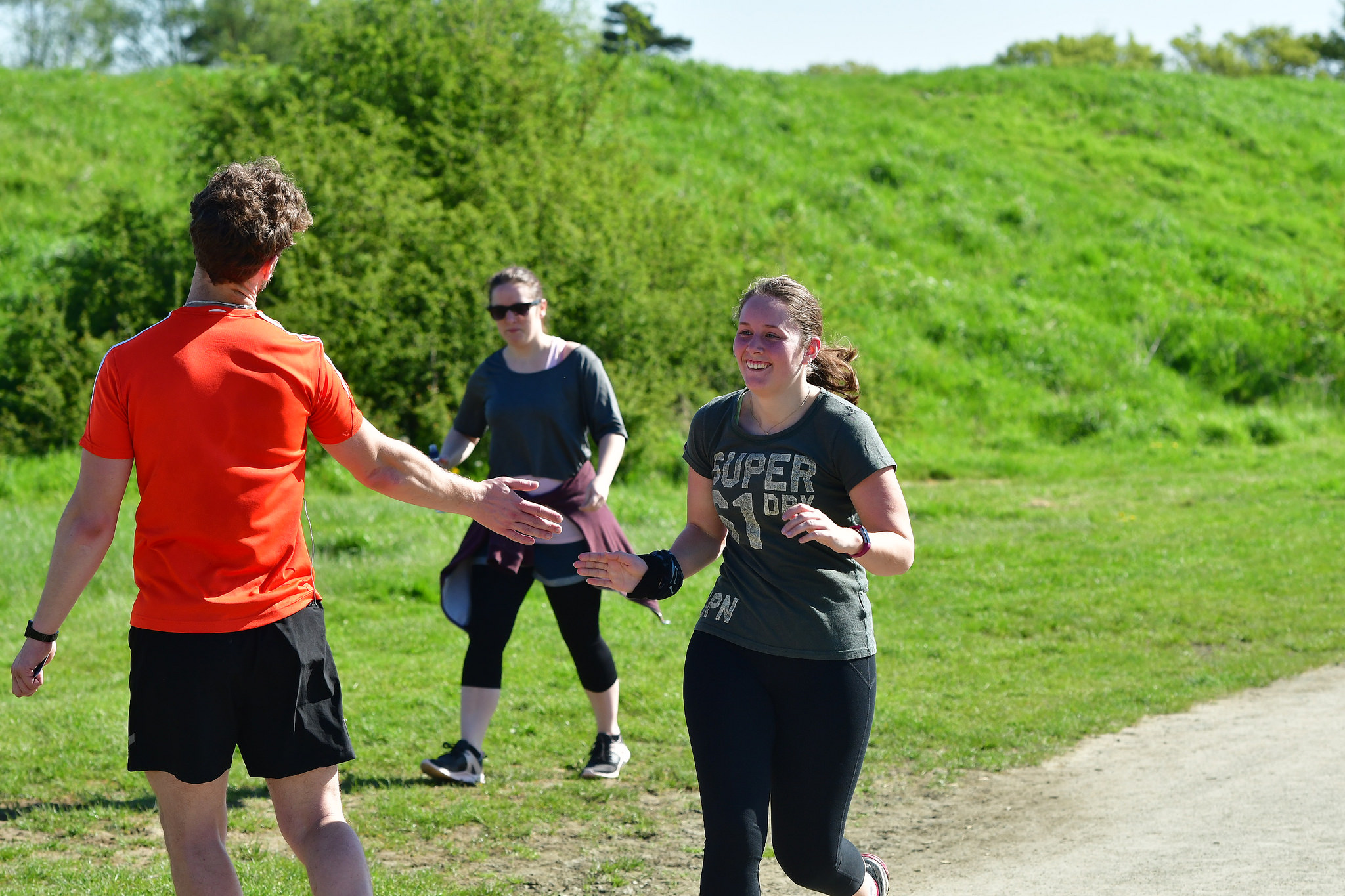 Parkrun general photo at Great Notley